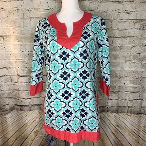 Simply Southern long shirt or dress, EUC, medium